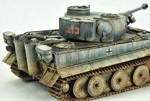 Tanks WWI & WWII