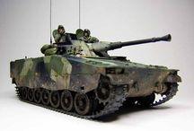 Tanks Modern Era