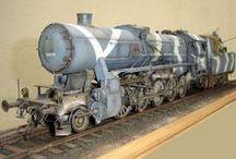 Railway WWI & WWII