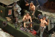 Dioramas Military