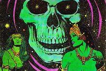 COSMIC SHIT / Cosmic Trippy & Psychedelic Art