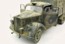 Automotive Military