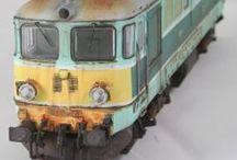 Railway Modern Era