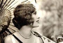 1920s - 1930s / Fashion,movies,hair