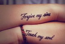 tattoes ehh mabe / by Gabrielle Nicole Tumey