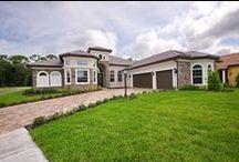 Verona III Finished Customer Homes / Verona III Model, Finished Customer Home 321-369-9160 www.stanleyhomesinc.com