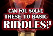 Trivia Quizzes / riddles and brain teasers