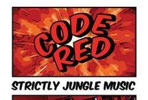 Rudebwoy Tunes + Code Red / Jungle // DnB