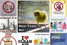 MCS sisters and brothers / A collection of images, pins and resources that aim to educate and/or improve people's lives--especially those who live a life while sensitive to chemicals. Anyone is welcome to join or pin to this board.