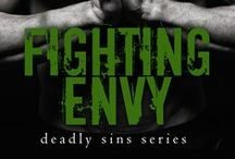 Fighting Envy / Photos that inspired me while writing Fighting Envy and teasers for the book.