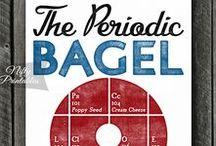 Super Cool Bagel Stuff