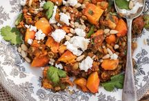 Salads / Collection of great ideas and recipes for super salads!