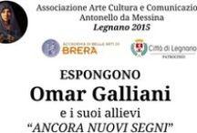 Mostra collettiva di pittura 20 Giugno / Direttamente dall'Accademia Belle Arti di Brera, la scuola di pittura di Omar Galliani e i suoi allievi.  Mostra collettiva dal 20 Giugno al 4 Luglio 2015