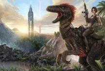 Динозавры фэнтези