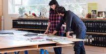 Aménagement Office Electrik Kidz / Inspiration pour un lieu de travail parfait!