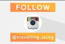 Travel-spiration / Whimsical wanderlust inspiration pinned for your travel motivation!  www.jackgunns.com
