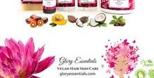 Natural Hair & Skin Care / Natural Vegan Healthy Hair & Skin Shampoos, Creams, Facial Masks, Soaps, Toners, Essential Oils and more! :)    #gloryessentials info@gloryessentials.com Glory Essentials