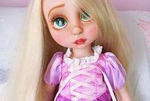 Mirror Mirror Custom Dolls / Custom dolls from my store Mirror Mirror Custom dolls. You can find there monster high, disney, barbie, etc.