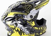 Cyclone Helmets / Cyclone ATV MX Motorcross Dirt Bike Quad Offroad Helmets
