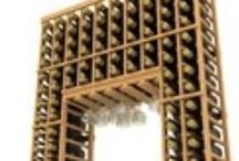 Stackable Wine Racks by Coastal Custom Wine Racks