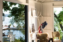 Creating a Boathouse  / Ideas to create the perfect getaway!