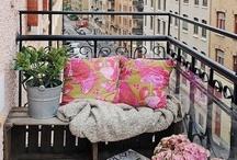 My tiny balcony