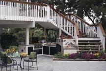 Decks, Pergolas and Stairs