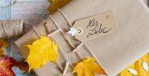 DIY: Geschenkverpackungen / DIY-Ideen und Anleitungen aus Papier und zu verschiedenen Anlässen wie Geburtstag, Hochzeiten, Weihnachten oder kleinen Geschenken. Hauptsache ist: Es ist schön verpackt :)