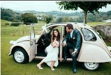 Ditch the limo, get one of these cars for your wedding