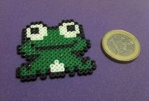 Hama mini beads