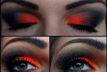 Make up, Hair & Beauty Ideas / Make up, Nails and Hair