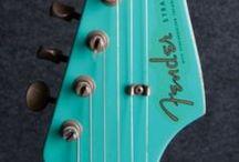 Vintage Guitars <3