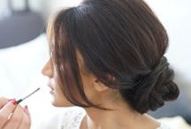 Wedding Inspiration / Hairstyles for your wedding day.