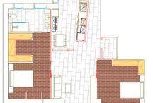 proyecto A188 / reforma integral vivienda - alonso cano - madrid