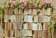 | Literary Wedding Ideas | / The greatest love story is your own. Be inspired by these literary weddings!
