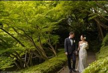 | Japanese Garden Wedding | / inspiration for a Japanese inspired wedding