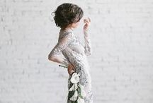 | Bridal Looks We Love | / Wedding day looks || Bride || Wedding Gown