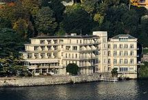Villa Flori / Historic villa, one of the most beautiful on Lake Como. Built in the 19th century by the Marchese Raimondi and subsequently the coveted residence of  a series of noble Lombard families, it was transformed into a hotel in 1958 and then completely renovated in 2011. Antica villa, tra le più belle del Lago di Como: costruita nell'800 dal Marchese Raimondi e già dimora ambita dalla nobiltà lombarda, nel 1958 fu trasformata in Hotel e poi completamente rinnovata nel 2011. @COMO