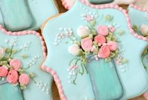 icing cookie