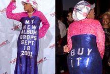 VMAs / MTV Video Music Awards Shocking Celebrity Fashion