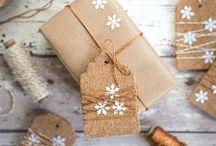 DIY: Weihnachten / Schöne DIY-Ideen zu Weihnachten. Egal, ob Verschenken oder Dekorieren - hier finden sich viele kleine Ideen, die zum Nachmachen anregen.