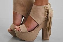Shoes, Boots & Booties