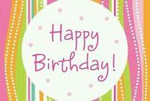 Happy birthday ☺ Boldog Születésnapot