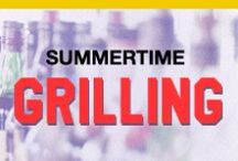 Summertime Grilling / Fire up the grill for these fresh food and drink recipes.