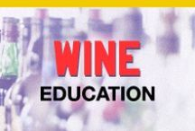Wine Education / Keep up on all things wine, from the experts who know it best.