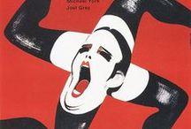 Henryk Tomaszewski / Henryk Tomaszewski (nacido en Varsovia , Polonia en 1914 - murió 2005) era un galardonado artista de carteles (posters). Se graduó en Varsovia en la Academia de Bellas Artes en 1939 y sirvió allí como profesor 1952 - 1985. Creó obras en carteles, satírica de dibujos animados , el dibujo y la ilustración.  Se le concedió el título de Diseñador Real Honorario de Industria por la Royal Society of Arts en Londres y fue miembro de la Alianza Gráfica Internacional (AGI).