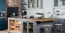 Küche: Inspiration / Das Herz eines Hauses: Die Küche. Entdecke schöne Inspirationen rund um deine neue Küche oder DIY-Ideen, die deine Küche perfekt ergänzt.