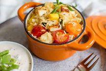 Rezepte: Aus dem Ofen / Lasagne, Gemüse, Pizza, Desserts... Hier finden sich leckere Gerichte aus dem Ofen. Verschiedene Rezepte laden zum Selbermachen ein und machen Appetit auf mehr.