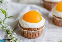 Rezepte: Ostern / Leckere und ausgefallene Ideen zum Osterfest: Möhrenkuchen, Oster-Cupcakes, Hefezöpfe und farbenfrohe Torten.