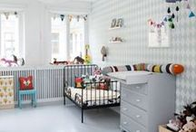 Nurseries and Kid Rooms / Fantastic kid rooms that invite play, creativity and fun  / by Gymboree